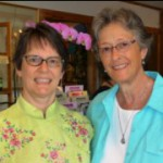 BLAIR JUSTICE AND JOAN COLBURN CO-OWNERS OF CRYSTAL VISIONS SINCE 1989!