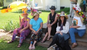 Garden Party Hat Contest